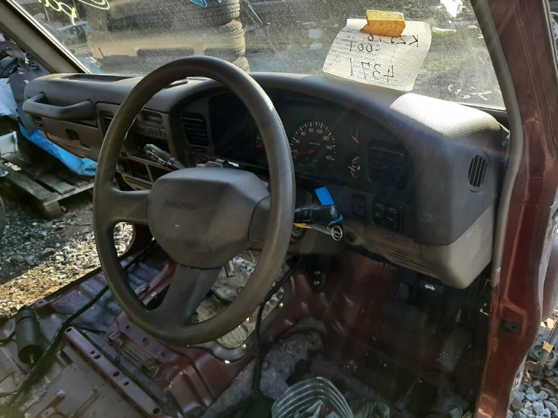 Торпедо Toyota Land Cruiser Prado KZJ78 1KZ-TE 1994 (б/у)