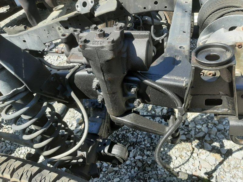 Рулевой редуктор Toyota Land Cruiser Prado KZJ78 KZJ71 LJ78 LJ71 1KZTE 2LTE (б/у)