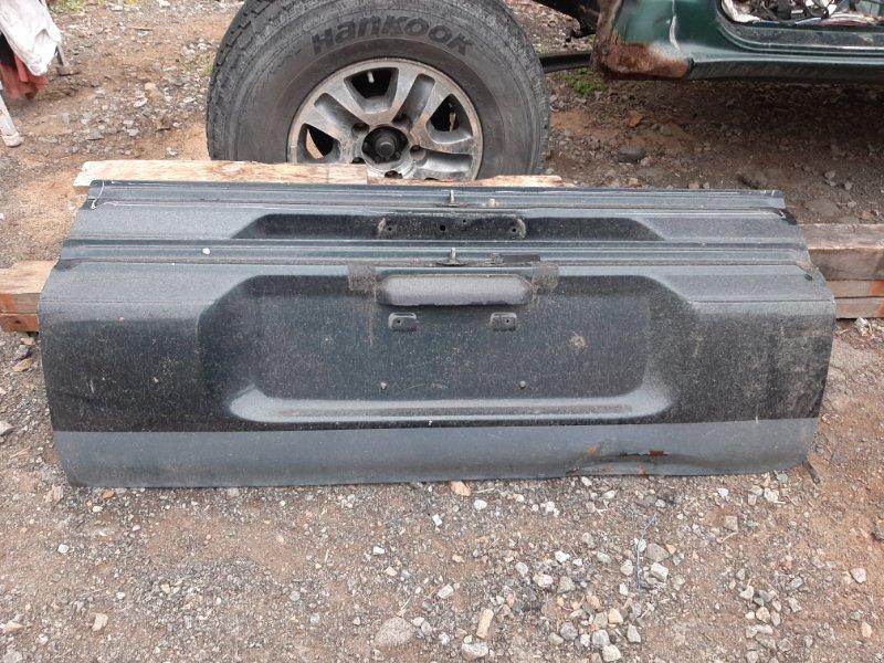 Дверь багажника Toyota Land Cruiser HDJ81 1HD-T 1993 (б/у)