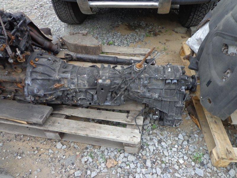 Блок двигателя Toyota Land Cruiser Prado TRJ12# 2TRFE 2005 (б/у)