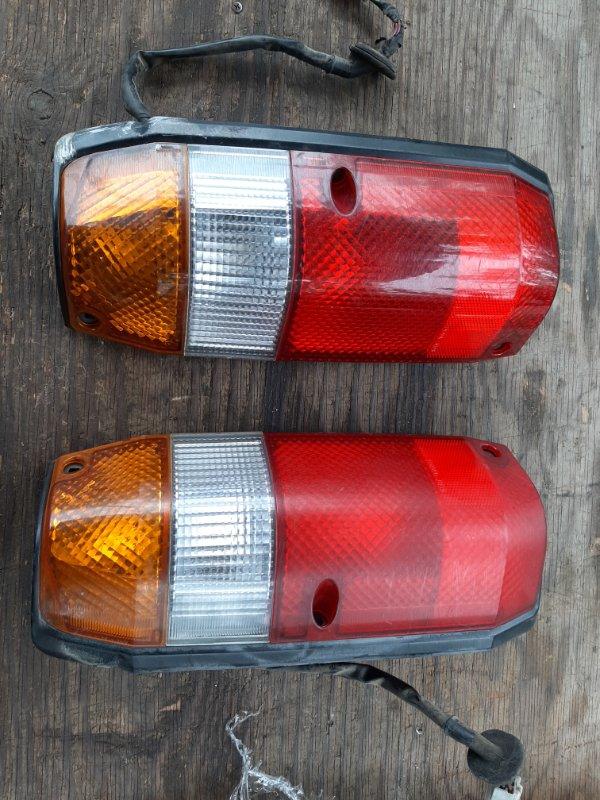 Стоп-сигнал Toyota Land Cruiser Prado KZJ78LJ78 1KZTE2LTE задний (б/у)