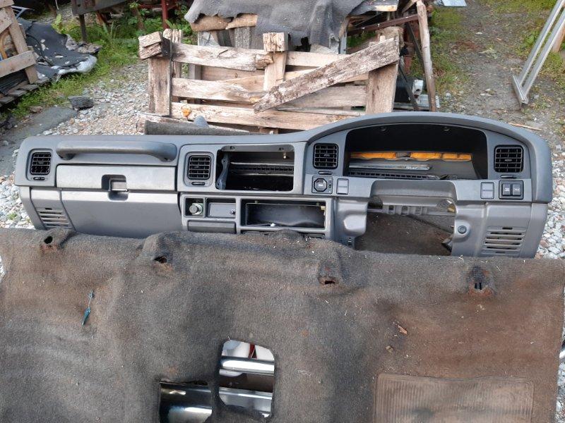 Панель приборов Toyota Land Cruiser Prado KZJ78 KZJ71 LJ78 LJ71 1KZTE 2LTE (б/у)