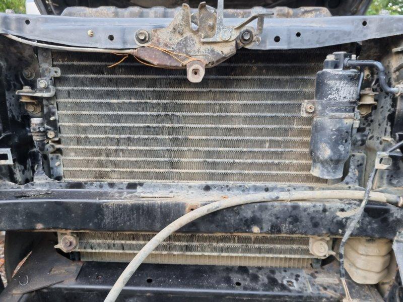 Радиатор кондиционера Toyota Land Cruiser Prado LJ78 LJ71 2LT-E (б/у)