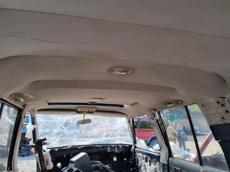 Обшивка потолка Toyota Land Cruiser Prado KZJ78 LJ78 1KZTE 2LTE 1993 (б/у)