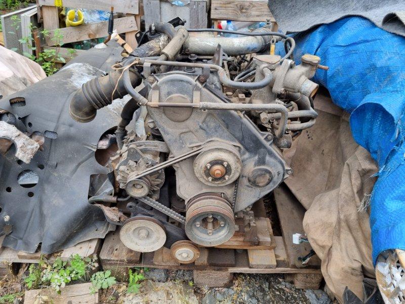 Двигатель Toyota Land Cruiser Prado LJ70 2L 1990 (б/у)