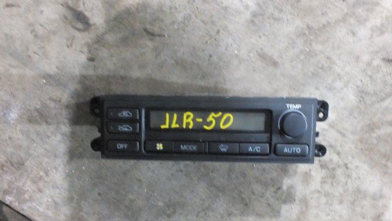БЛОК КЛИМАТ КОНТРОЛЯ NISSAN TERRANO REGULUS JLR50 VG33(E) 27500-2W100 Япония