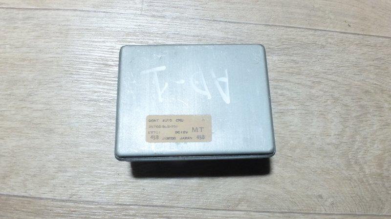 БЛОК КРУИЗ-КОНТРОЛЯ HONDA ACCORD E-AD ES 36700-SC5-951 Япония