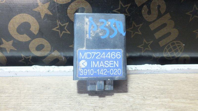 БЛОК УПРАВЛЕНИЯ 4WD MITSUBISSHI DELICA P35W 4D56 MD724466 Япония