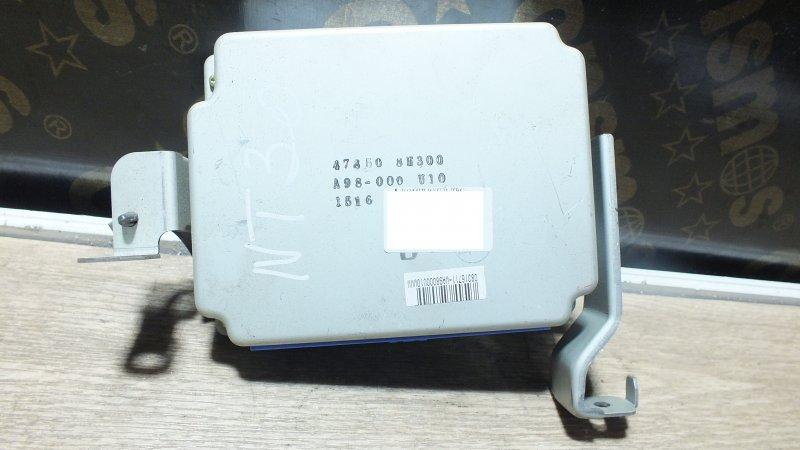 БЛОК УПРАВЛЕНИЯ ABS NISSAN X-TRAIL NT30 QR20 A98-000 U10 478508H300 Япония