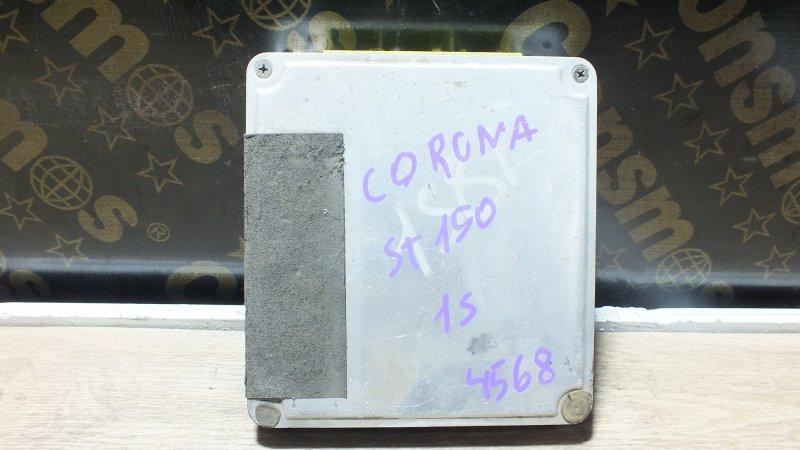 БЛОК УПРАВЛЕНИЯ ДВС TOYOTA CORONA ST150 1SILU 89661-20021 Япония