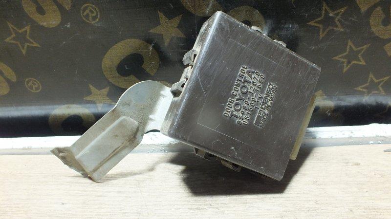 БЛОК УПРАВЛЕНИЯ ЗАМКАМИ ДВЕРЕЙ TOYOTA SPRINTER CARIB AE95G 4AFHE 85980-12070 Япония