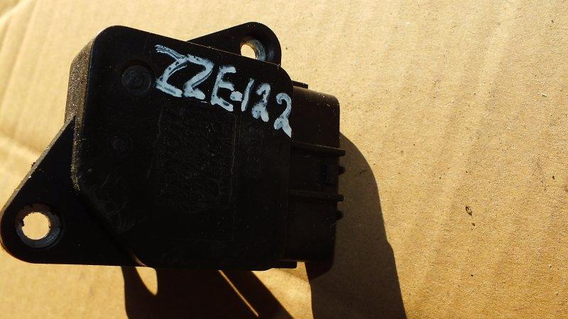 ДАТЧИК РАСХОДА ВОЗДУХА TOYOTA COROLLA FILDER ZZE122 1ZZ-FE 22204-22010 Япония