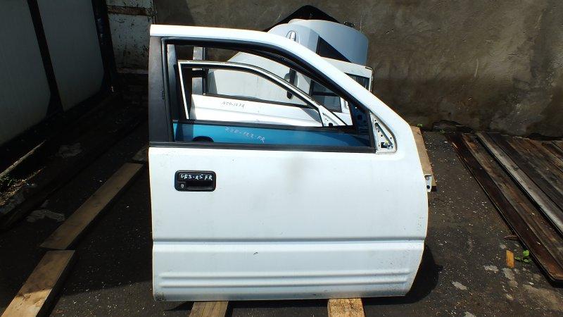 Дверь Isuzu Mu UES25EW 6VD1 1998 передняя правая (б/у)