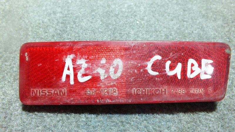 КАТАФОТ  RH NISSAN CUBE AZ10 CGA10 7479 Япония