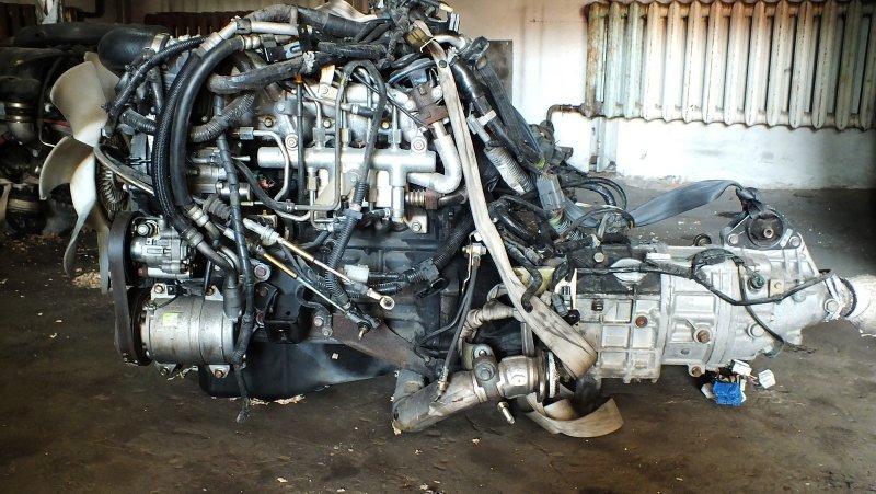 МКПП MAZDA TITAN SYF6T RF \  103000 М/T 2WD Япония