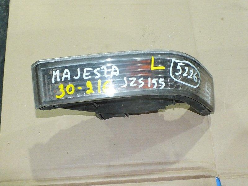 ПОВОРОТНИК LH TOYOTA CROWN MAJESTA JZS155 2JZGE коц. 30-216 Япония