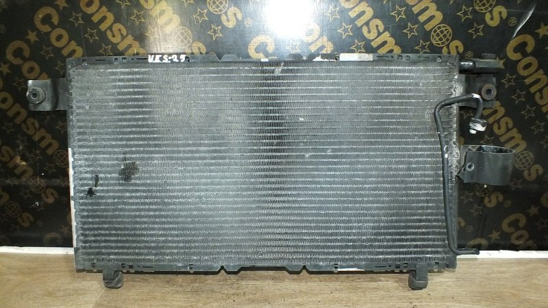 Радиатор кондиционера Isuzu Mu UES25EW 6VD1 1998 (б/у)
