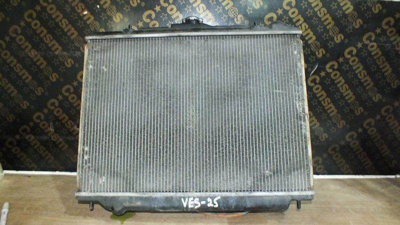 Радиатор охлаждения двигателя Isuzu Mu UES25EW 6VD1 1998 (б/у)