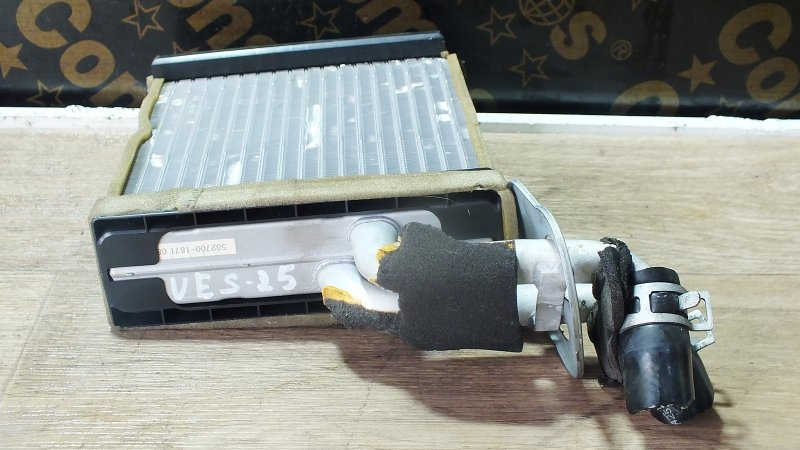 Радиатор печки Isuzu Mu UES25EW 6VD1 1998 (б/у)