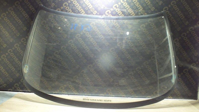 СТЕКЛО ЗАДНЕЕ TOYOTA MARK2 GX81 64811-22650 Япония