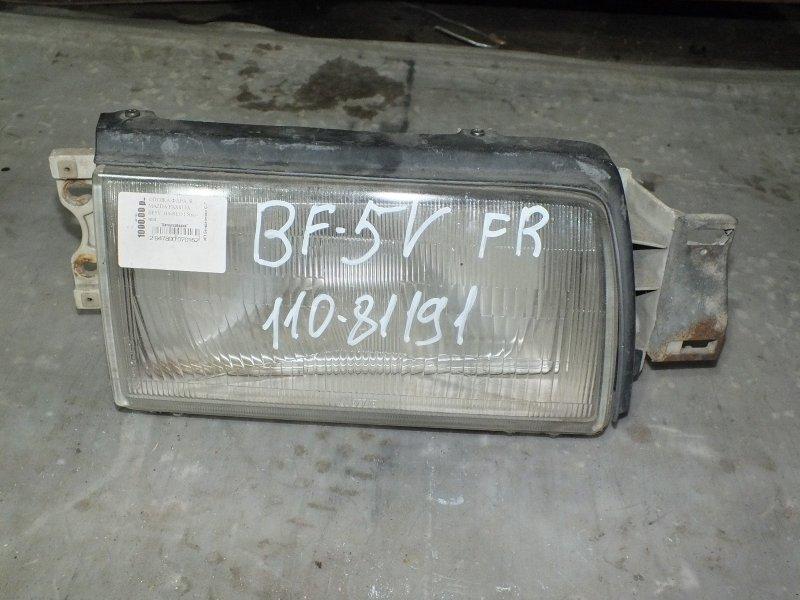 ФАРА  RH MAZDA FAMILIA BF5V 110-81191 Япония