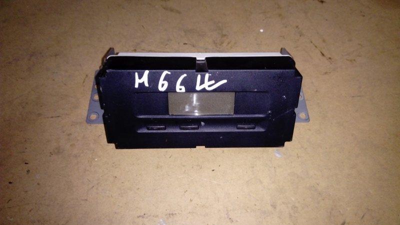 ЧАСЫ MITSUBISHI PAJERO IO H66W 4G93 MR444391 Япония