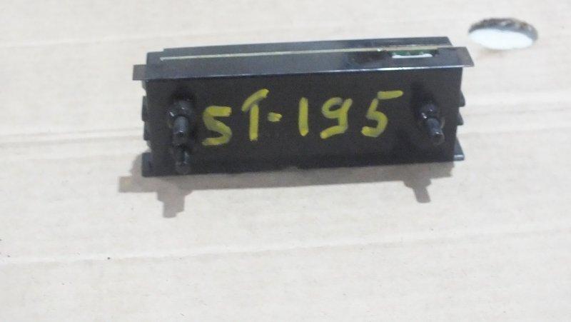 ЧАСЫ TOYOTA CALDINA ST195G 3S-FE 83910-20640 Япония
