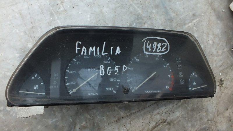 Спидометр Mazda Familia BG5P B5 (б/у)