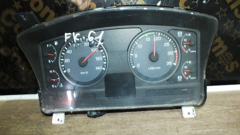 Спидометр Mitsubishi Fuso FK61F 6M60 2007 (б/у)