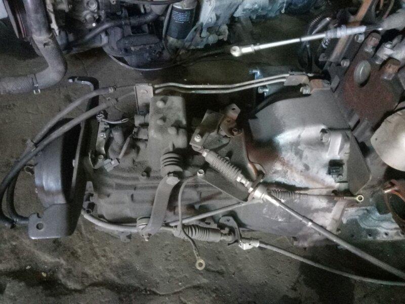 Мкпп Mazda Titan WHS5T VS 2002 (б/у)