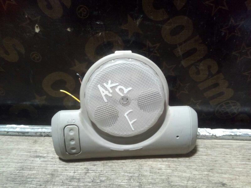 Плафон Nissan March AK12 CR12(DE) 2004 передний (б/у)