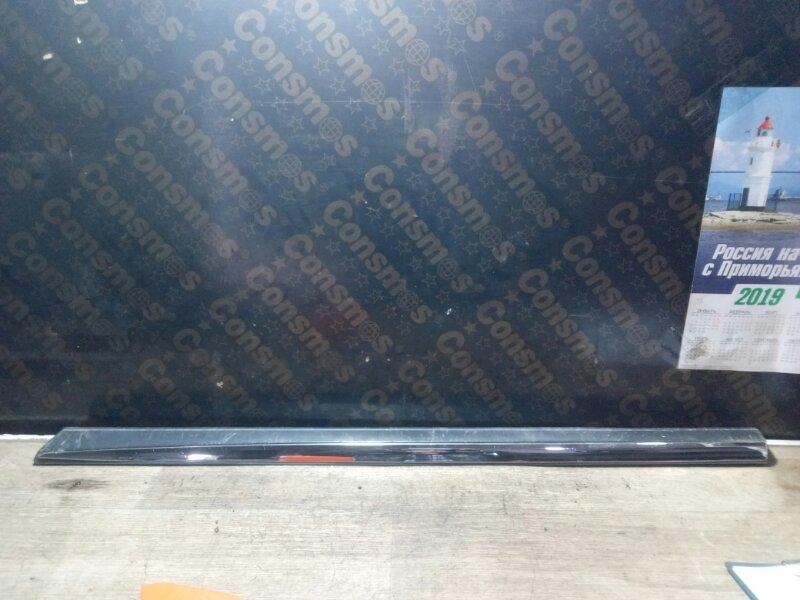 Порог пластиковый Nissan Murano TZ51 QR25(DE) 2010 передний правый (б/у)