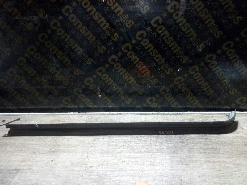 Полозья для сдвижной двери Toyota Town Ace CR38 3CT 1995 правая (б/у)