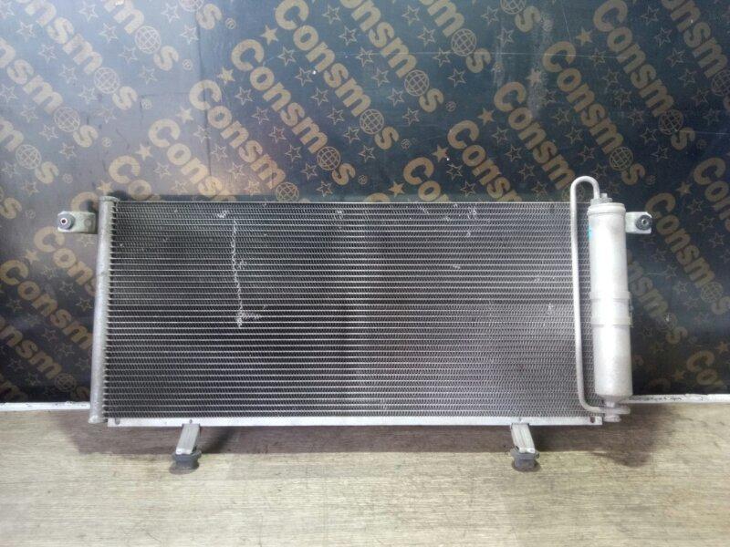 Радиатор кондиционера Mitsubishi Pajero Io H76W 4G93 2000 (б/у)