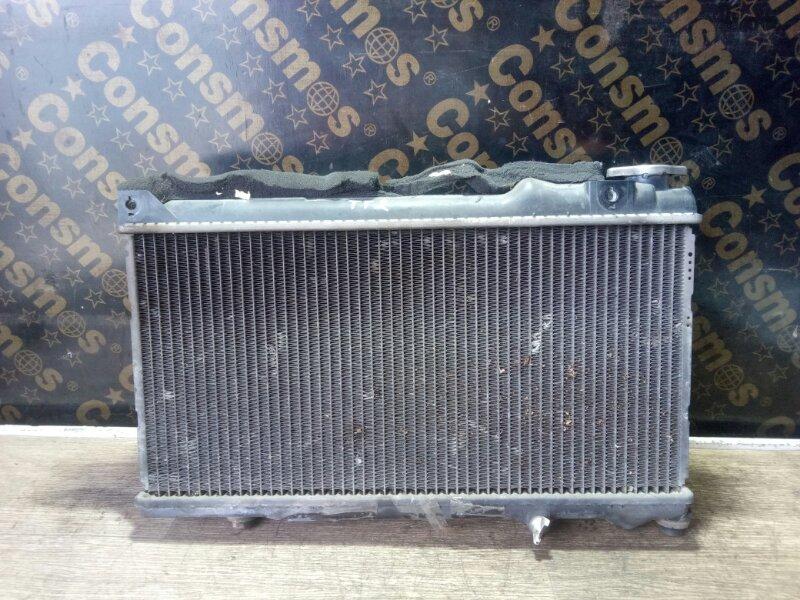 Радиатор охлаждения двигателя Subaru Sambar ТТ2 EN07 2000 (б/у)