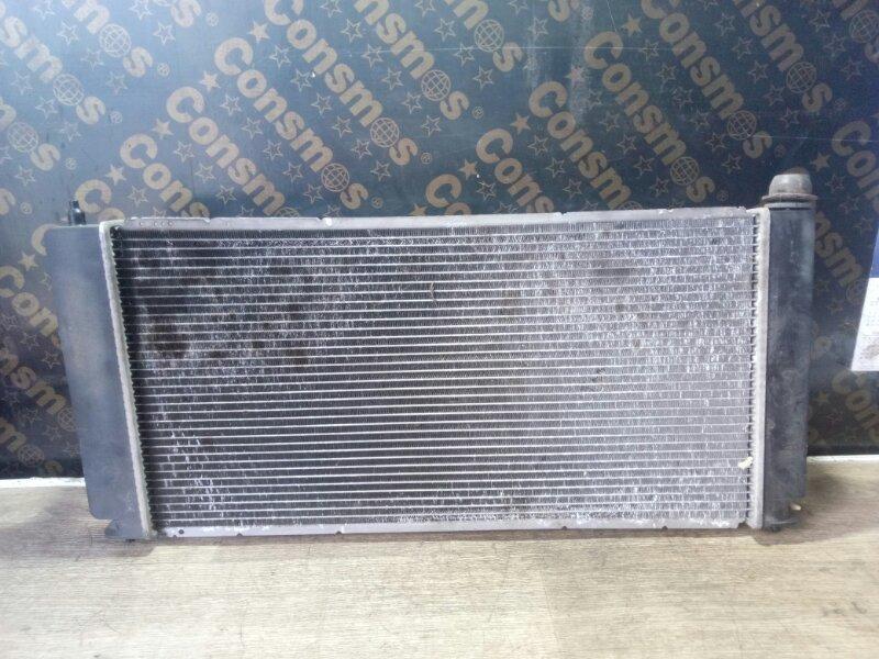Радиатор кондиционера Toyota Mr-S ZZW30 1ZZFE 2000 (б/у)
