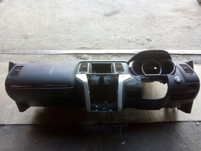 Панель приборов Nissan Murano TZ51 QR25(DE) 2010 (б/у)