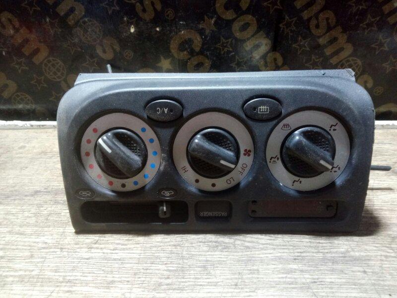 Блок управления климат-контролем Toyota Mr-S ZZW30 1ZZFE 2000 (б/у)