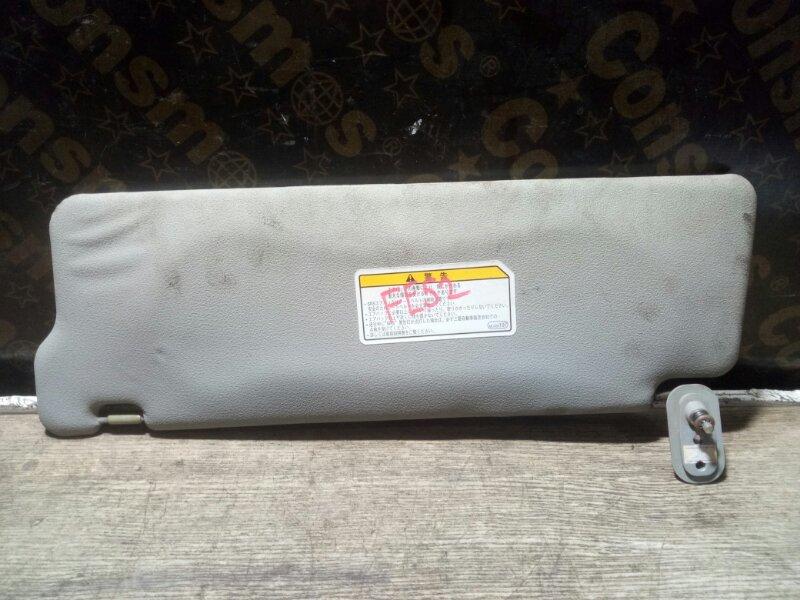 Козырек солнцезащитный Mitsubishi Fuso Canter FE52CE 4D33 2002 правый (б/у)