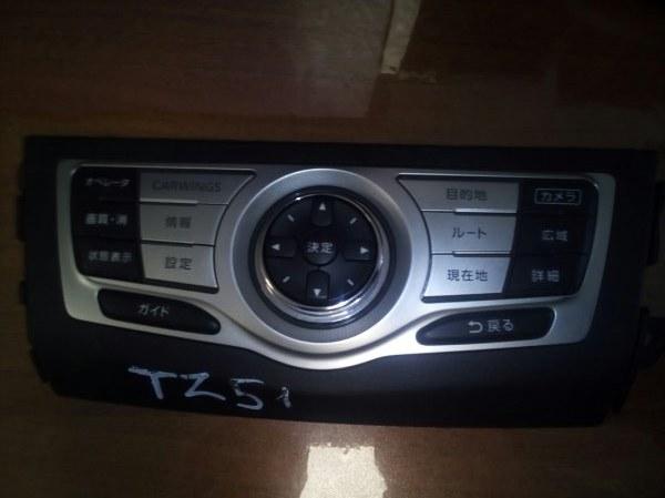 Блок навигации Nissan Murano TZ51 QR25(DE) 2010 (б/у)