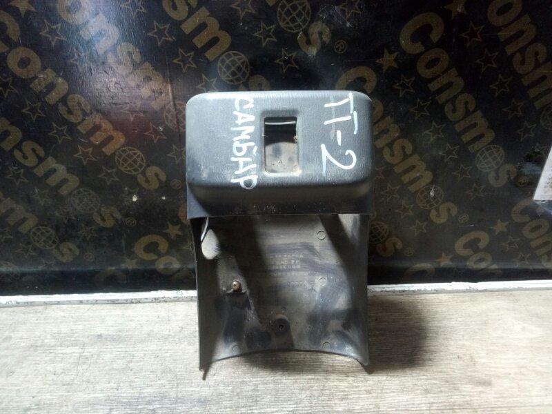 Кожух рулевой колонки Subaru Sambar ТТ2 EN07 2000 (б/у)