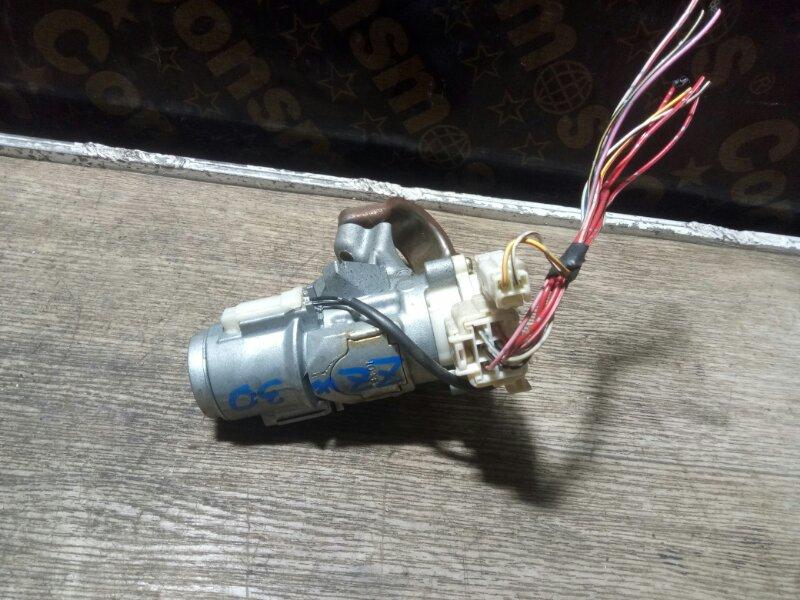Замок зажигания Toyota Mr-S ZZW30 1ZZFE 2000 (б/у)
