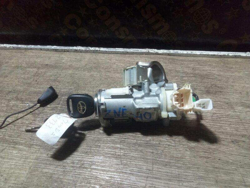 Замок зажигания Toyota Wish ZNE10 1ZZFE 2005 (б/у)