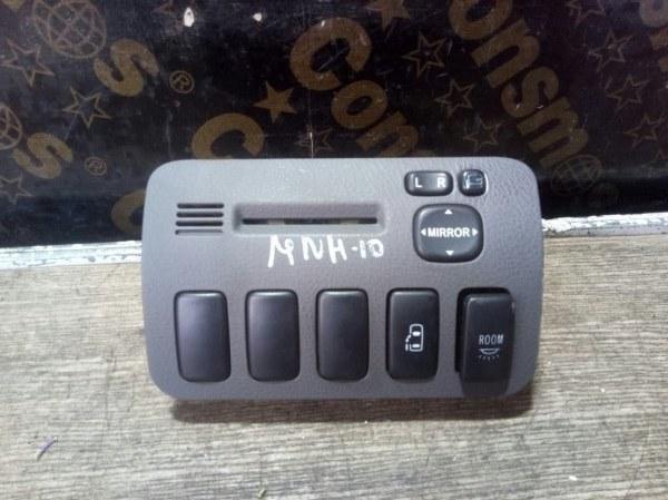 Пульт управления Toyota Alphard MNH10 1MZFE 2004 (б/у)