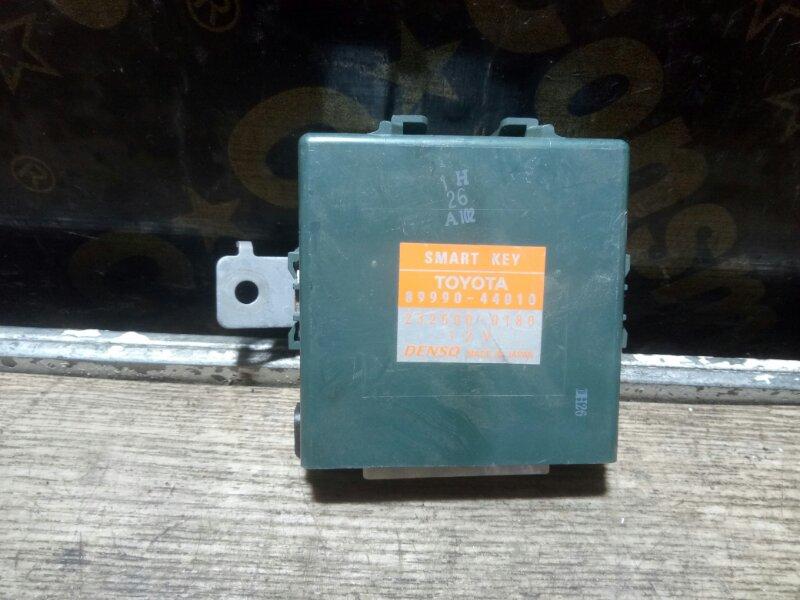 Блок электронный Toyota Isis ZNM10 1ZZFE 2006 (б/у)