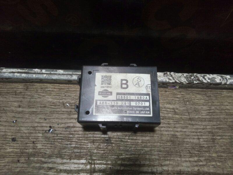Блок электронный Nissan Murano TZ51 QR25(DE) 2010 (б/у)