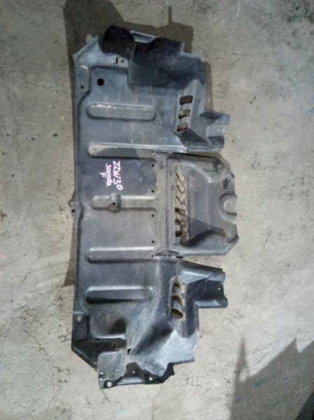 Защита двигателя Toyota Mr-S ZZW30 1ZZFE 2000 передняя (б/у)