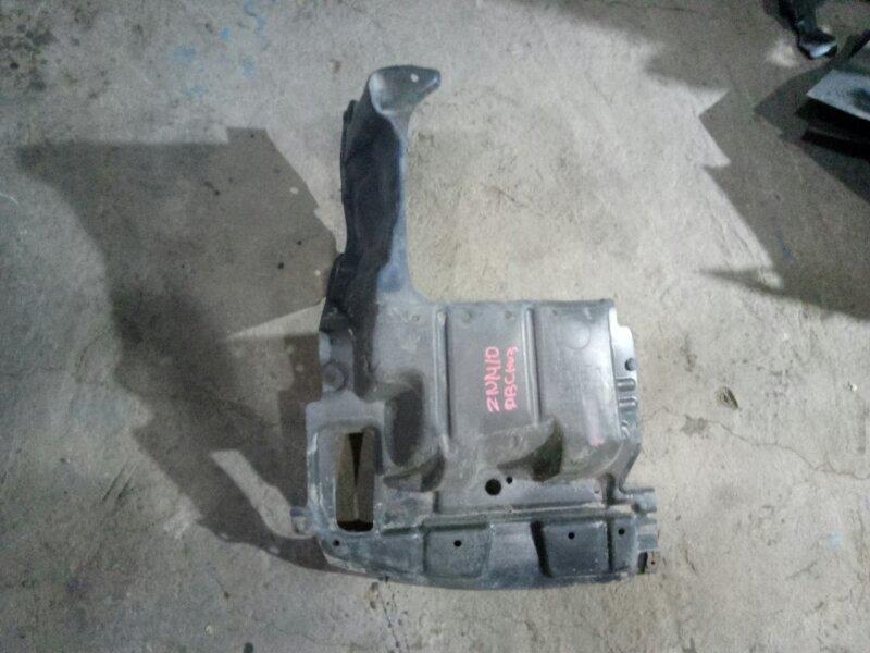 Защита двигателя Toyota Isis ZNM10 1ZZFE 2006 левая (б/у)
