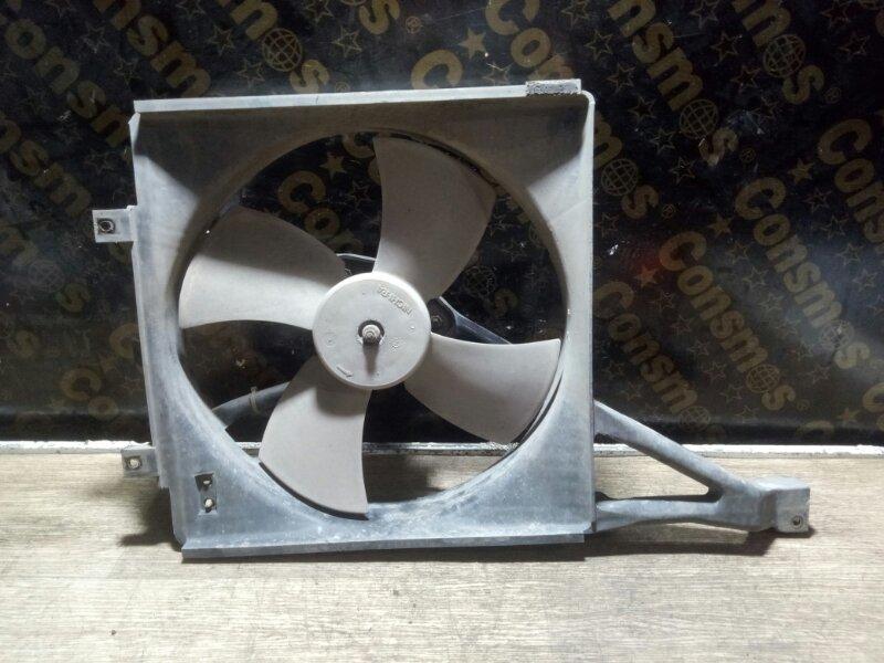 Диффузор радиатора основного Nissan Sunny FB12 GA15S (б/у)