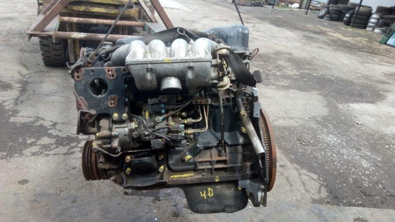 Двигатель в сборе Mitsubishi Fuso Canter 4D33 (б/у)
